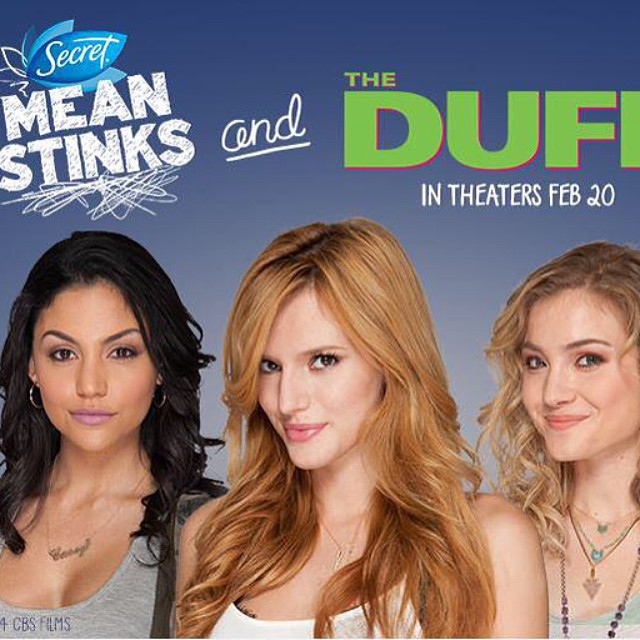The #MeanStinks music video is going to be amazing. We will release the song and video at the Biggest. Assembly. Ever. where I have the great honor of interviewing the stars of the new movie The Duff. Get in and join the movement and RSVP for the BAE at meanstinks.com